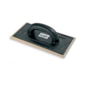 Plastic grouting float 270 with felt 8mm