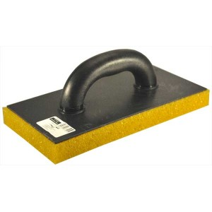 Plastic grouting float 270 with sponge 20mm
