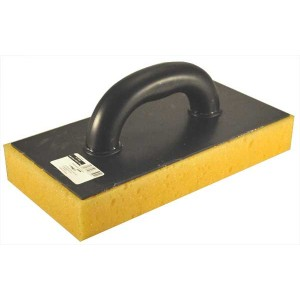 Plastic grouting float 270 with sponge SMPX 25mm serrate