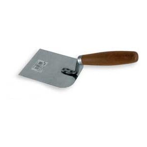 Black margin trowel  100mm
